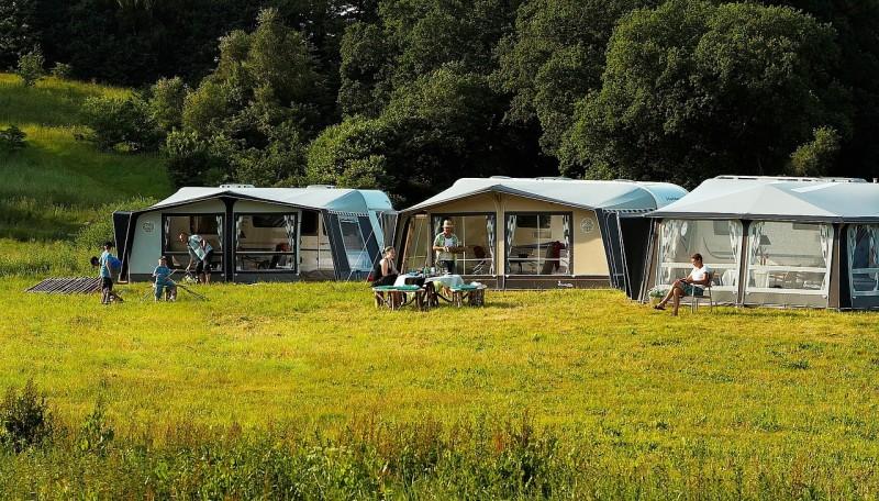 Gør campinglivet lettere med trækvogne