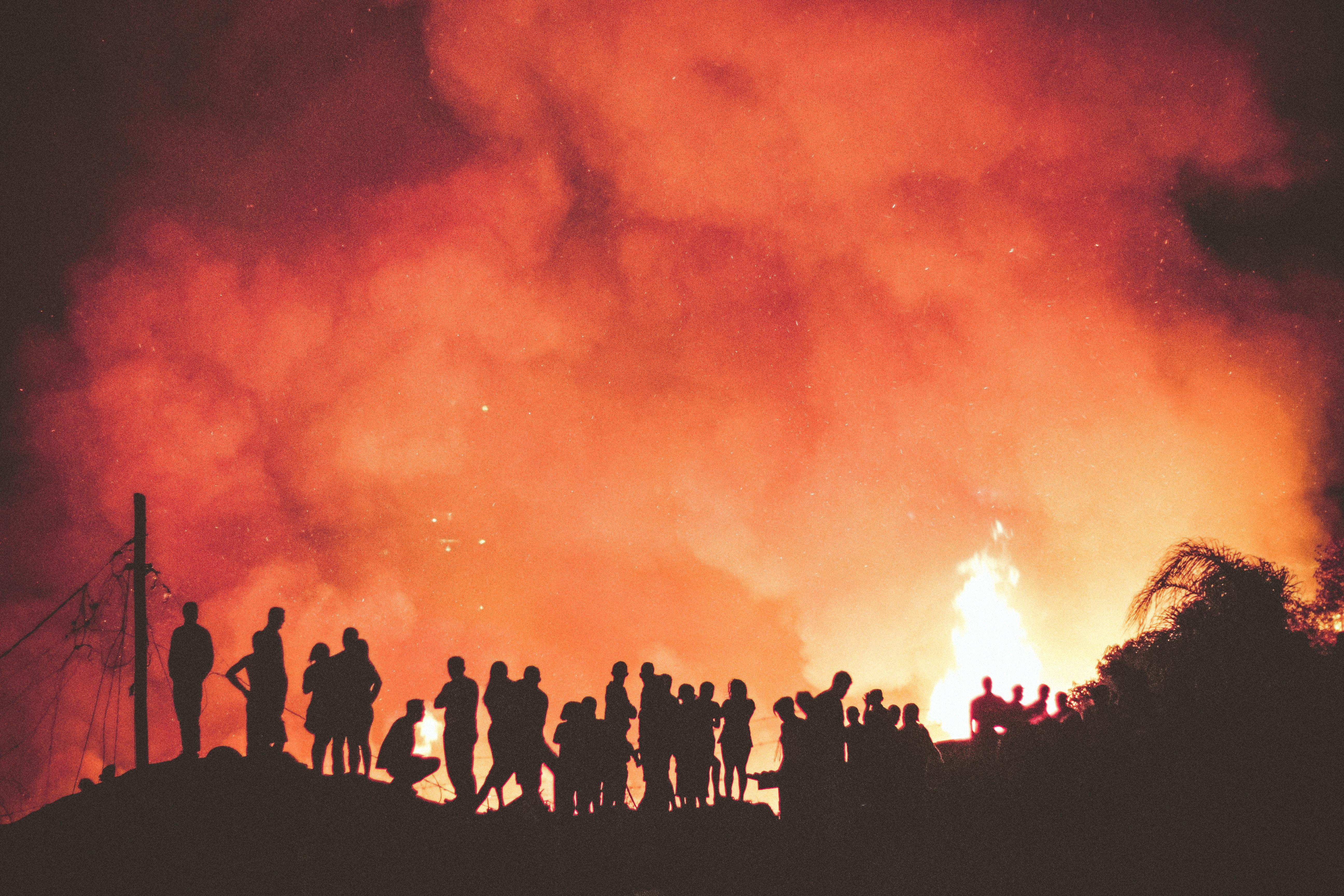 På sporet af branden med branddetektering