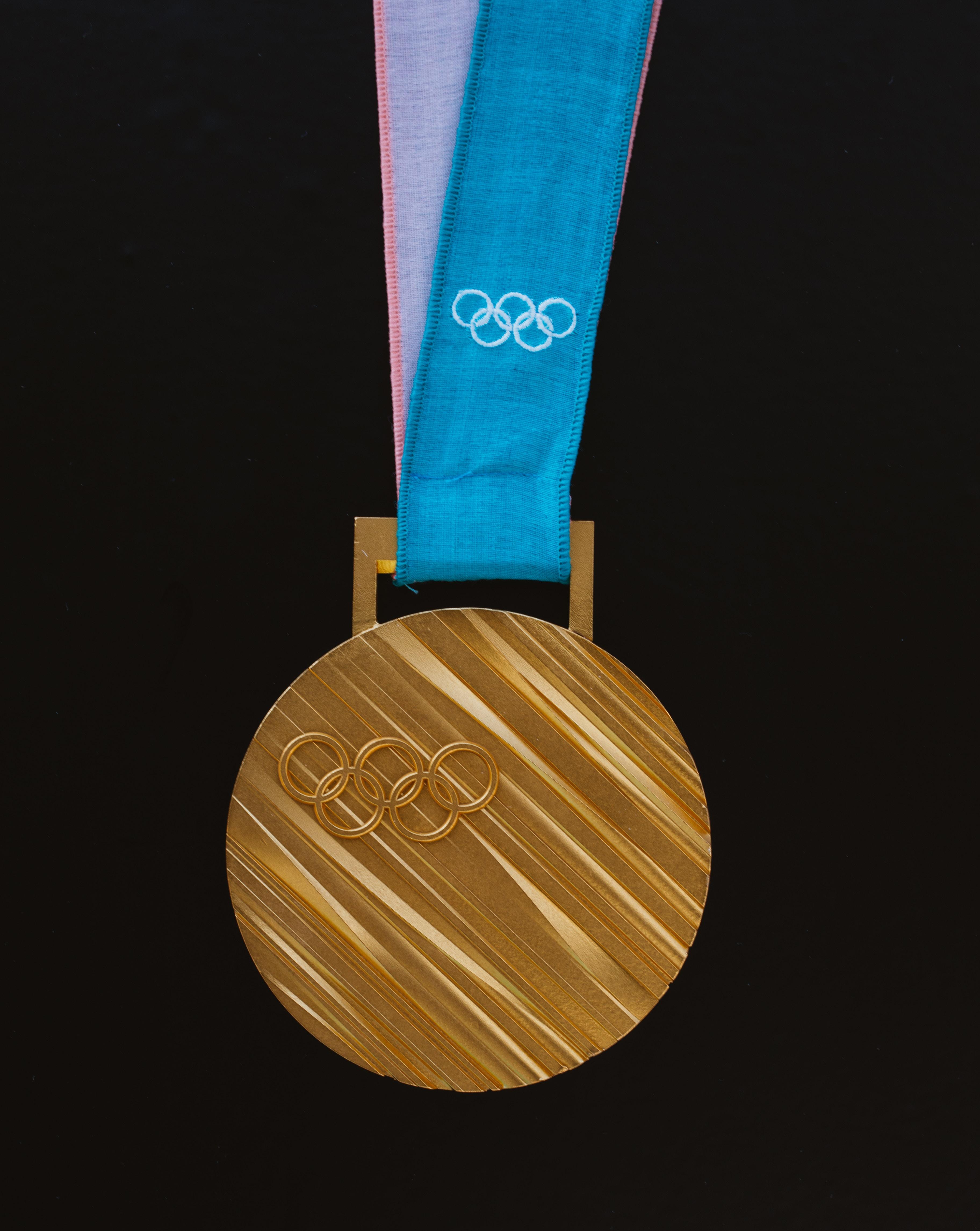 Det er altid sjovt at vinde medaljer
